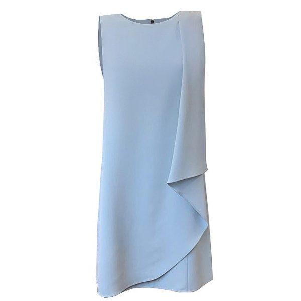 Emporio Armani Kleid mit Volant