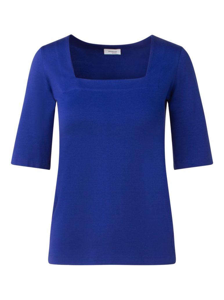 Akris Punto T-Shirt violett