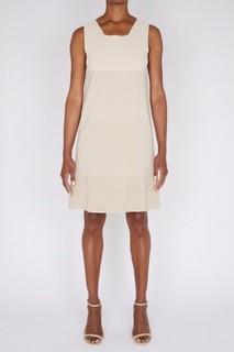 D.Exterior Kleid beige