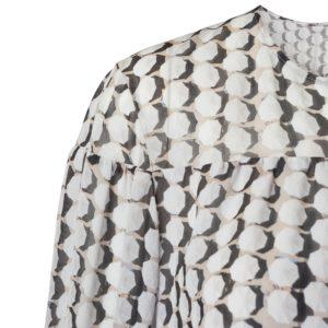 Akris Punto Bluse Detail