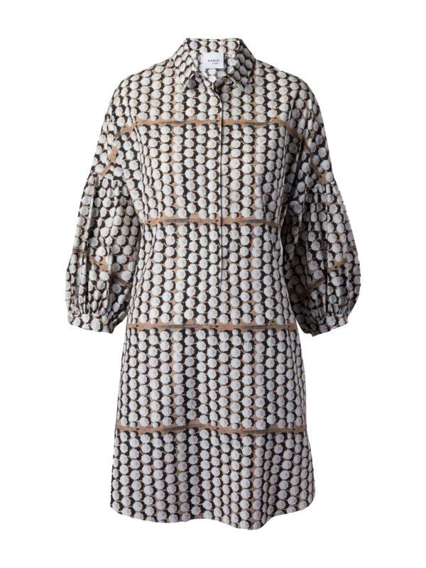 Akris Punto Baumwollkleid mit Muster