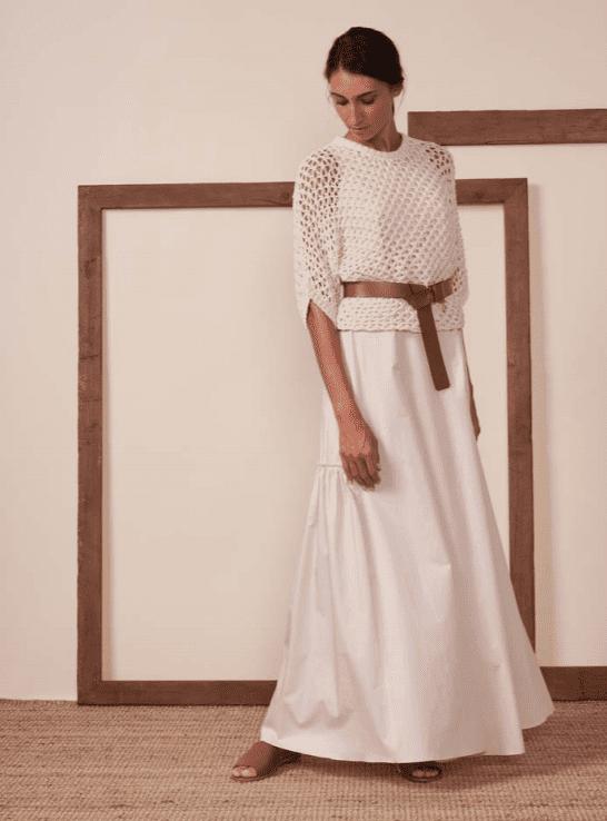 Peserico Kleid lang Katalog