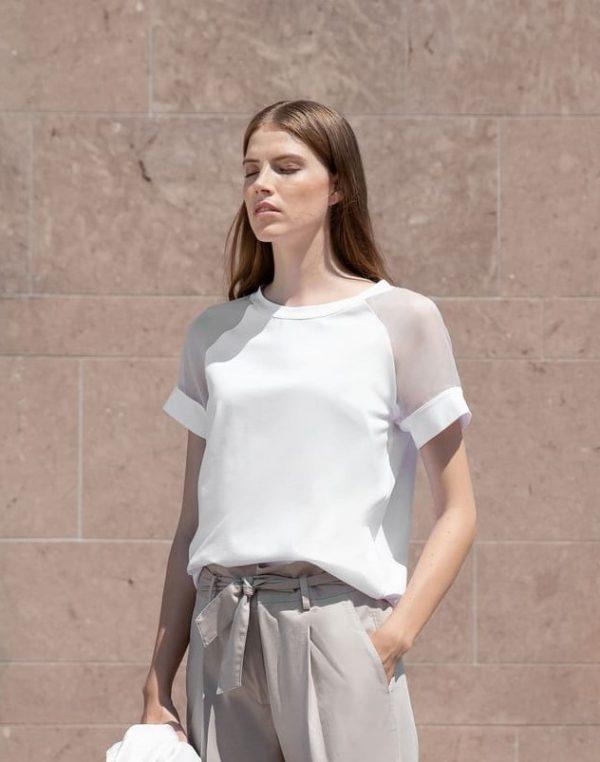 TONET Shirt weiß
